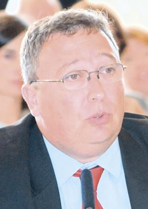 Eric Thirouin, président de la commission environnement de la FNSEA